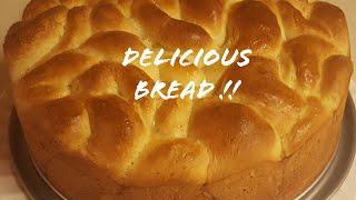 ምርጥ ዳቦ!! (DELICIOUS BREAD!!)/ETHIOPIAN FOOD