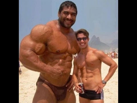 Extreme Bodybuilders FAIL 2014 - YouTube