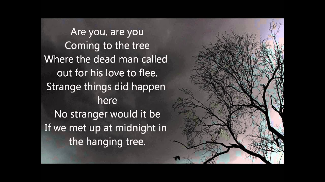 Jennifer lawrence quot the hanging tree quot official lyrics cover youtube