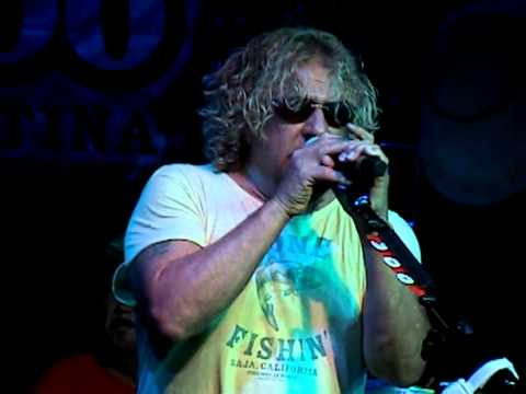 Personal Jesus - Sammy Hagar B-DAY BASH OCT 7TH 2013