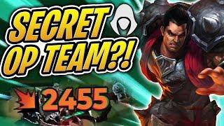 2000 DAMAGE PER ATTACK?! Secret OP Assassin Team   TFT   Teamfight Tactics   LoL Auto Chess