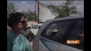 West Bengal: BJP MP George Baker allegedly beaten up and his car vandalized in Bardhaman