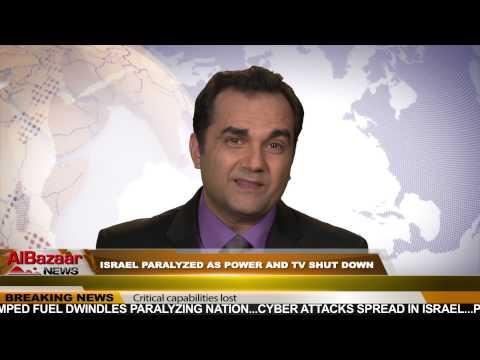 BREAKING: Virus Strikes Israel Power, TV, and Gasoline