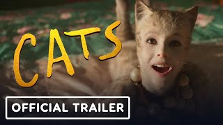 Cats - Official Trailer 2 (2019) Jennifer Hudson, Idris Elba, Ian McKellen