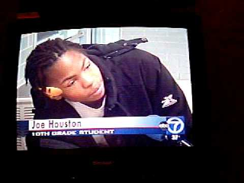 anacostia senior high school on the news for fighting stabbings & setting fires part 2
