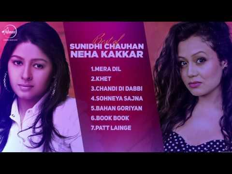 Best of Sunidhi Chauhan & Neha Kakkar | Audio Jukebox | Punjabi Special Songs Collection