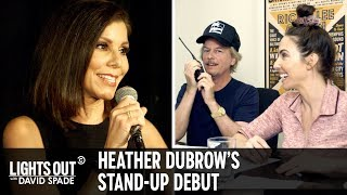 "Heather Dubrow from ""The Real Housewives"" Does Stand-Up - Lights Out with David Spade"