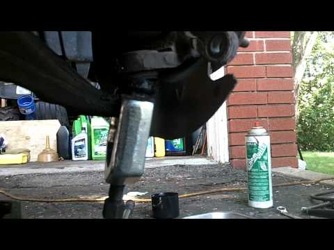 2001-2005 Honda Civic ball joint replacement