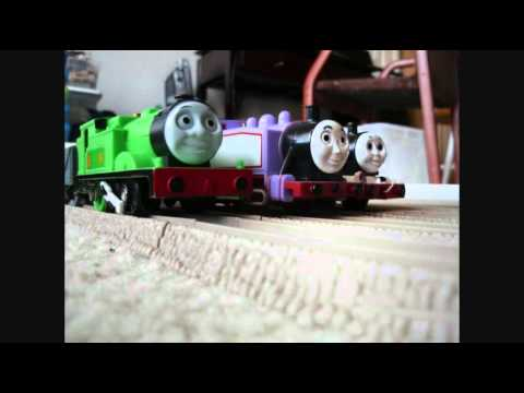 Thomas and Friends- Phineas and Ferb Song- In the City of Love...