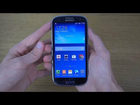 Samsung Galaxy S3 Neo - Setup Tour (4K)
