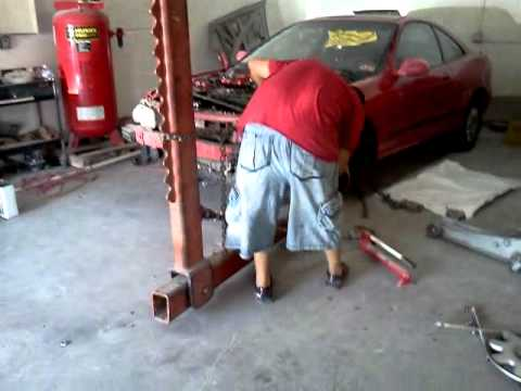 Auto Body Frame Repair Youtube
