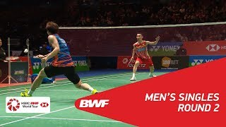 YONEX All England Open 2018 | Badminton XD - QF - Highlights | BWF 2018