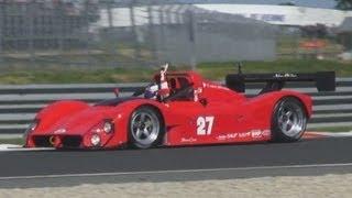 Ferrari 333 SP - EPIC TRACK ACTION !!