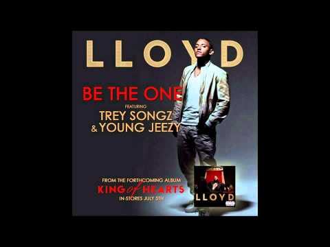 Lloyd Ft. Trey Songz & Young Jeezy - Be The One (hd) video