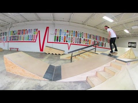 The Deadly Roller Coaster Ramp / Warehouse Wednesday