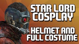 download lagu Star Lord Cosplay - 3d Helmet + Full Costume gratis