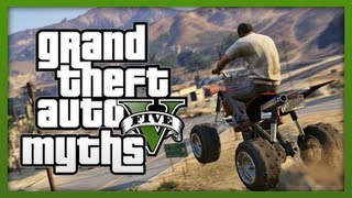 GTA 5 Myths: Episode 1!