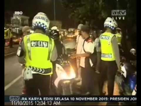 [ANTV] SMI Live Report Polres Bogor Gelar Operasi Cipta Kondisi