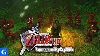 ZELDA: OCARINA OF TIME FAN REMAKE! - Unreal Engine 4 (CryZENx)