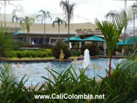 Jardin plaza cali colombia youtube for Jardin plaza cali