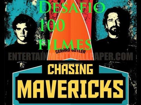 Chasing Mavericks (Tudo por um sonho) - Desafio 100 Filmes