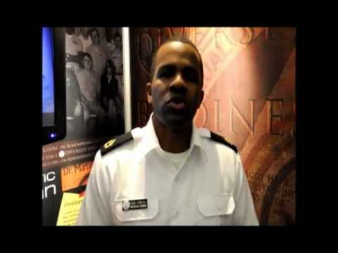 DEOMI Quick Clip #15 Sgt. 1st Class Ren O' Neal Reviews Red Tails 23JAN2012.