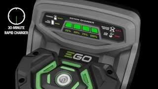 EGO Power+ System - Batteria 56V