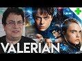 MJ critique - VALERIAN et la cité des mille planètes