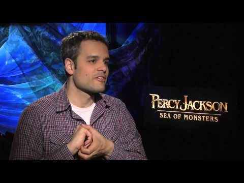 Thor Freudenthal Interview -- Percy Jackson: Sea Of Monsters | Empire Magazine