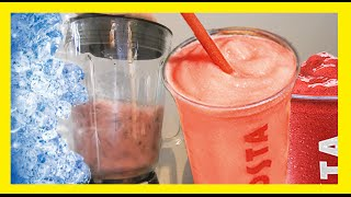 DIY Costa Blackberry & Raspberry Fruit Cooler!