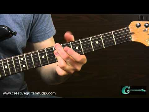 GUITAR STYLES: Jazz Guitar - Walking Bass Lines tab