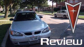 2002 Pontiac Grand Am SE Review