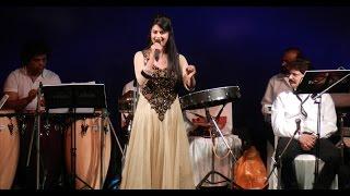 Tera Mera Sath Rahe :  by Sarrika Singh Live