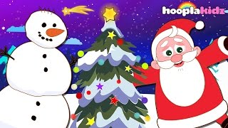 We Wish You A Merry Christmas | Christmas  Songs For Children by HooplaKidz