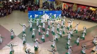 Sinukwan Festival 2013 Lubao Dancers ( Free Interpretation )