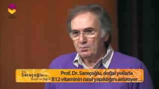 B 12 Vitamini Yapılışı Ve Kullanışı