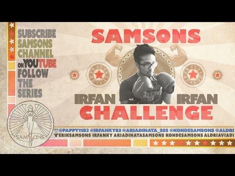 download lagu SamSonS CHALLENGE - IRFAN (Loose Weight in 30 Days) gratis