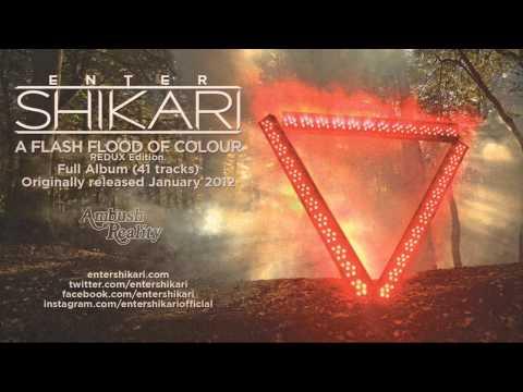 Enter Shikari - A Flash Flood Of Colours - Redux Edition [FULL ALBUM]