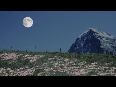 April's Full Pink Moon