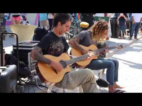 GUITAR Best street performers in Santa Monica