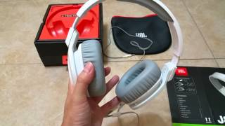 JBL J88A headphones - User Review