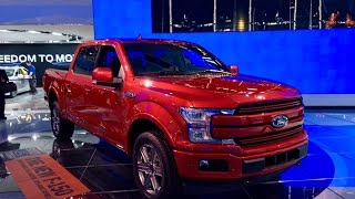2018 ford f 150 – redline first look – 2017 naias