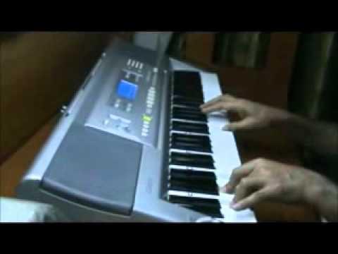 hai preet jahan ki reet sada - purab aur paschim (1970) piano...