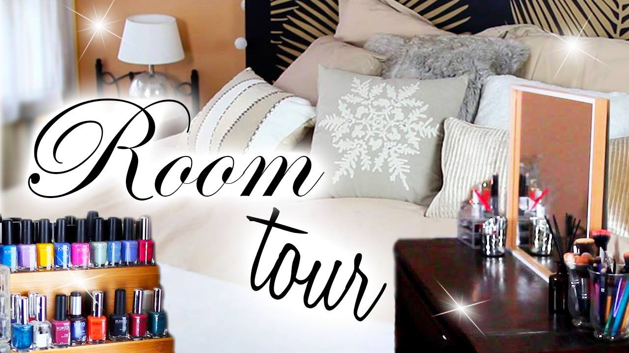 Room tour de caro rangement maquillage youtube - Tour de rangement maquillage ...