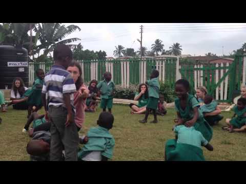 Our trip to Ghana