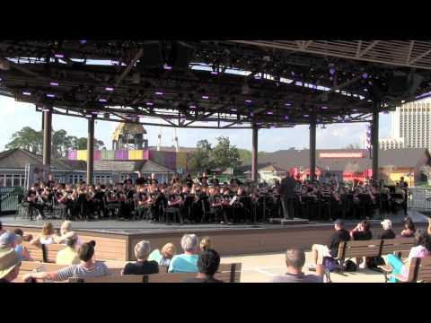 "Selections from ""The Lion King"" - Evanston Township High School Concert Band"