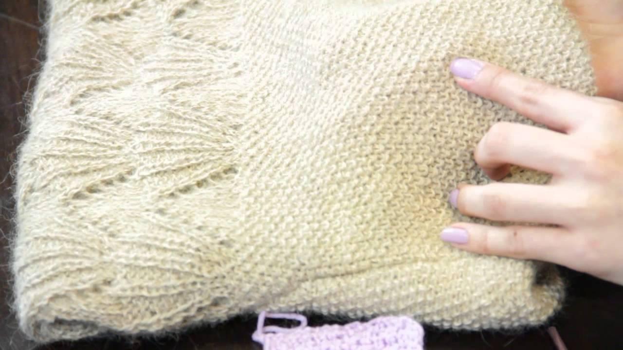 Knitting Tips By Judy Seed Stitch : Seed Stitch Crochet vs. the Seed Stitch Knit : Crochet Stitches & Techniq...
