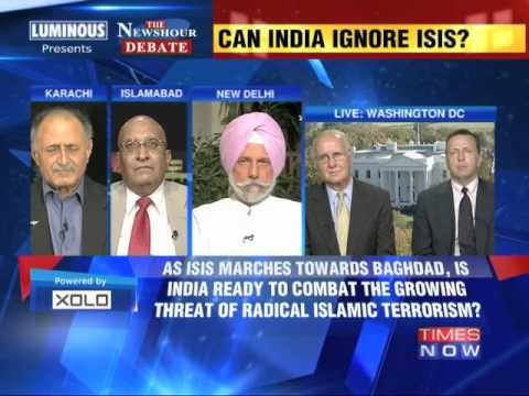 The Newshour Debate: The ISIS global threat - Part 1 (23rd June 2014)