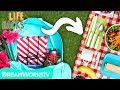 Picnic Backpack + Other Winter to Spring Hacks | LIFE HACKS FOR KIDS