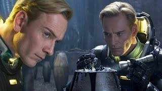 WHAT HAPPENED TO DAVID AFTER PROMETHEUS? ALIEN COVENANT